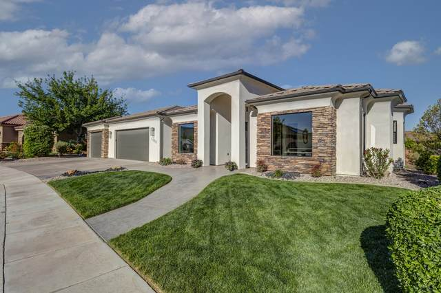 1550 N Parkstone Dr, Washington, UT 84780 (MLS #21-222201) :: The Real Estate Collective