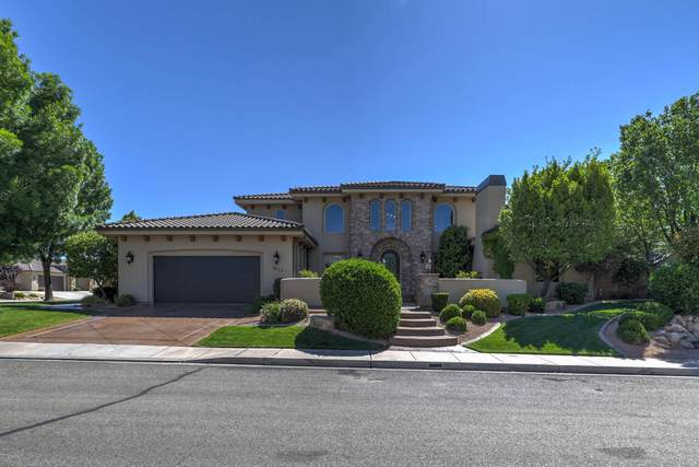 2675 S 2000 St E, St George, UT 84790 (MLS #21-222204) :: Sycamore Lane Realty Co.