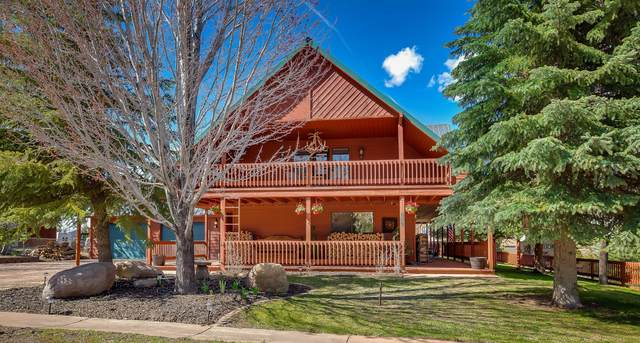 835 Mountain View Dr, Pine Valley, UT 84781 (MLS #21-222224) :: The Real Estate Collective
