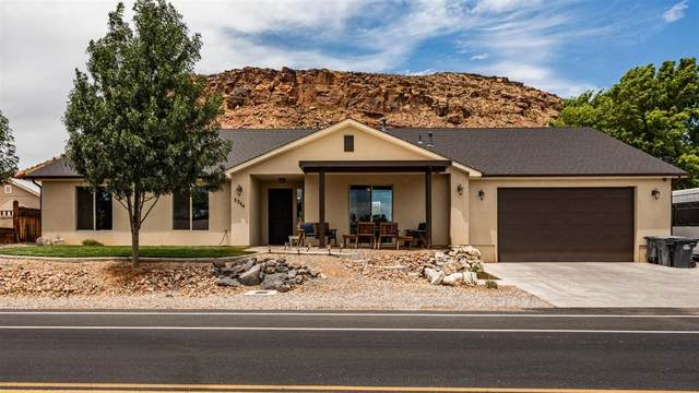3344 S Bloomington, St George, UT 84790 (MLS #21-222234) :: Red Stone Realty Team