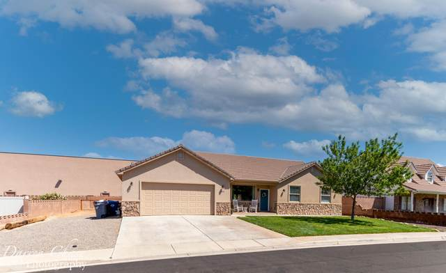 814 W 100 S, Hurricane, UT 84737 (MLS #21-222259) :: Diamond Group