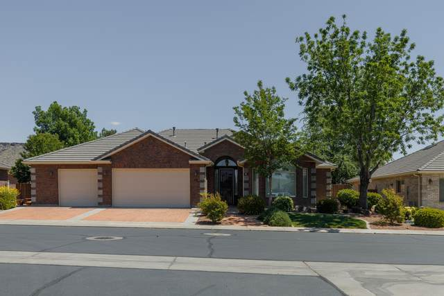 1730 W Stonebridge Dr #62, St George, UT 84770 (MLS #21-222267) :: Red Stone Realty Team