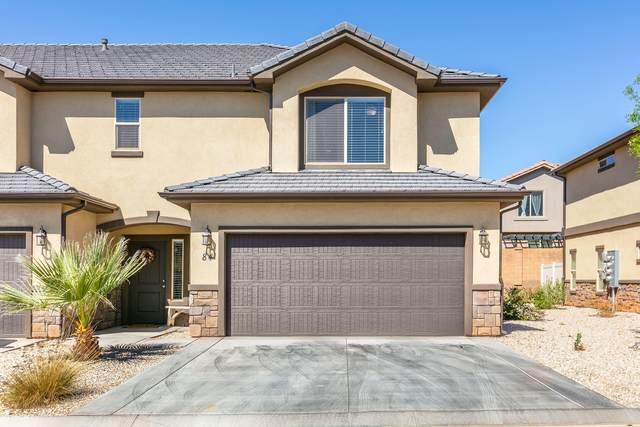 2520 N Blackhawk Dr #84, Santa Clara, UT 84765 (MLS #21-222288) :: Sycamore Lane Realty Co.