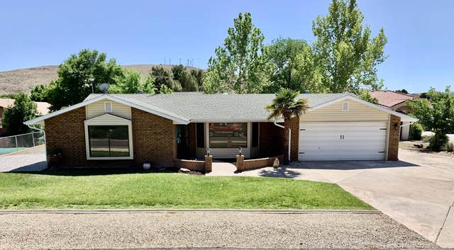 880 Mckinley Way, St George, UT 84790 (MLS #21-222294) :: Sycamore Lane Realty Co.