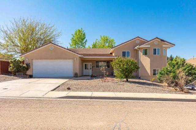 395 W 400 N, La Verkin, UT 84745 (MLS #21-222306) :: Hamilton Homes of Red Rock Real Estate & ERA Brokers Consolidated