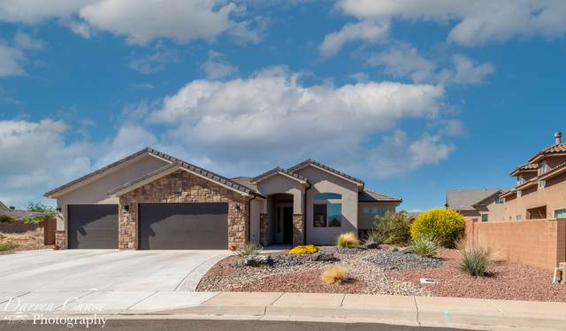 4075 W Dorothy Cir, Hurricane, UT 84737 (MLS #21-222316) :: Sycamore Lane Realty Co.