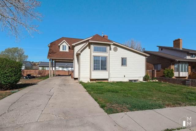 526 S S 780 W, Cedar City, UT 84720 (MLS #21-222325) :: Hamilton Homes of Red Rock Real Estate & ERA Brokers Consolidated