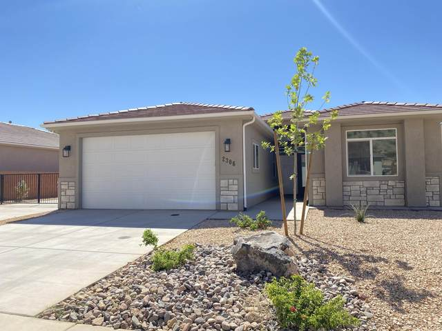 2306 S 630 W, Hurricane, UT 84737 (MLS #21-222327) :: Hamilton Homes of Red Rock Real Estate & ERA Brokers Consolidated