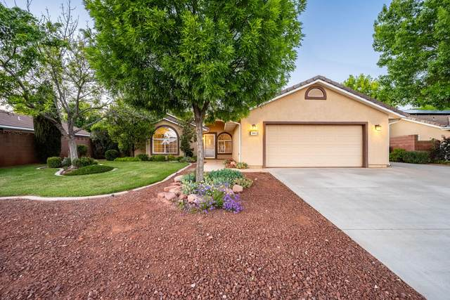543 E 400 S, Ivins, UT 84738 (MLS #21-222336) :: Sycamore Lane Realty Co.