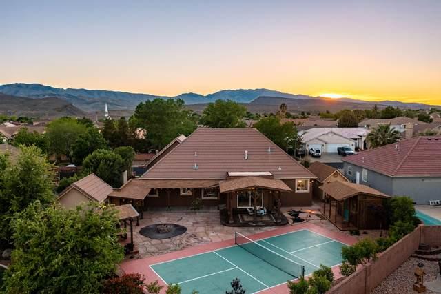 2074 Rim View Dr, Santa Clara, UT 84765 (MLS #21-222338) :: Hamilton Homes of Red Rock Real Estate & ERA Brokers Consolidated
