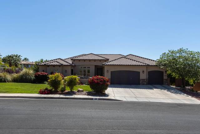1480 Rocky Rd, St George, UT 84790 (MLS #21-222343) :: Hamilton Homes of Red Rock Real Estate & ERA Brokers Consolidated