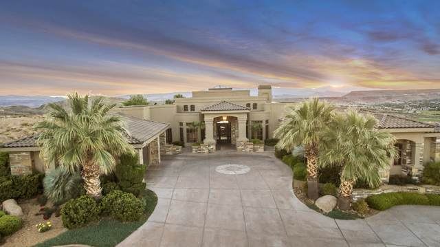 1762 S View Point Dr, St George, UT 84790 (MLS #21-222347) :: Staheli Real Estate Group LLC