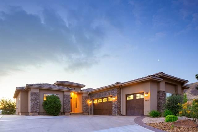 1631 S Scenic Sunrise Dr, Washington, UT 84780 (MLS #21-222366) :: Hamilton Homes of Red Rock Real Estate & ERA Brokers Consolidated