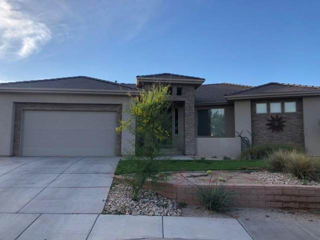 365 E 1060 S, Ivins, UT 84738 (MLS #21-222370) :: The Real Estate Collective