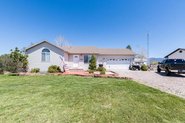 4998 N 2950 W, Cedar City, UT 84721 (MLS #21-222375) :: Hamilton Homes of Red Rock Real Estate & ERA Brokers Consolidated