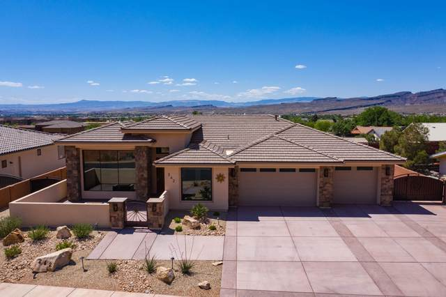 242 E 300 N, Ivins, UT 84738 (MLS #21-222385) :: The Real Estate Collective
