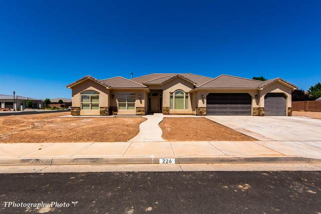 226 W Bridger Ln, Washington, UT 84780 (MLS #21-222388) :: Hamilton Homes of Red Rock Real Estate & ERA Brokers Consolidated