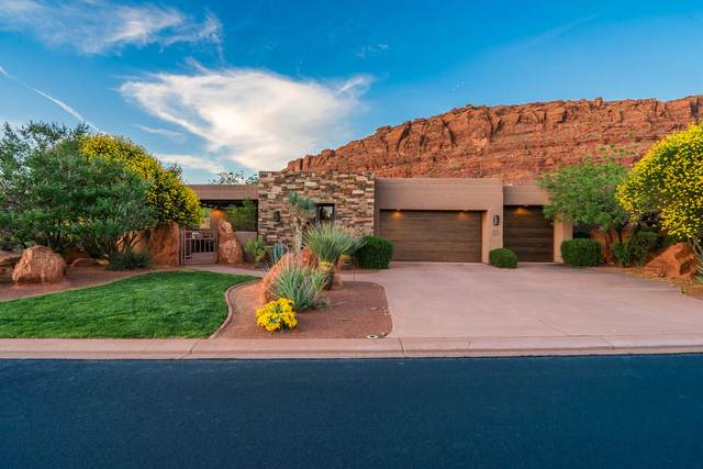 2336 W Entrada #37, St George, UT 84770 (MLS #21-222407) :: The Real Estate Collective
