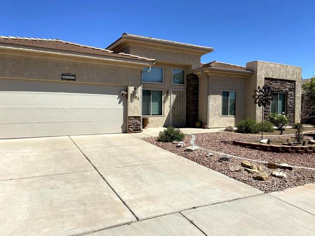 2295 E 90 S, St George, UT 84790 (MLS #21-222408) :: Sycamore Lane Realty Co.