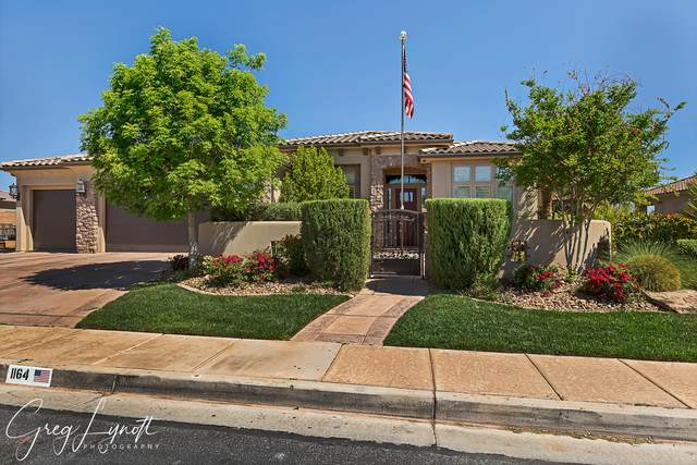 1164 W 2320 S, St George, UT 84790 (MLS #21-222424) :: Staheli Real Estate Group LLC