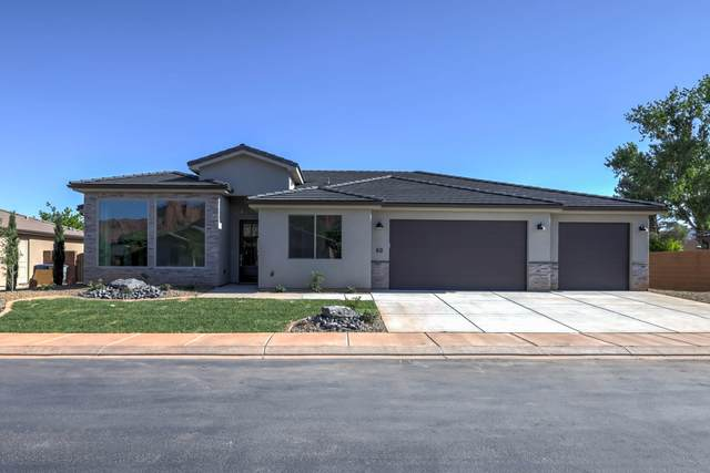 60 E 640 S, Ivins, UT 84738 (MLS #21-222426) :: The Real Estate Collective
