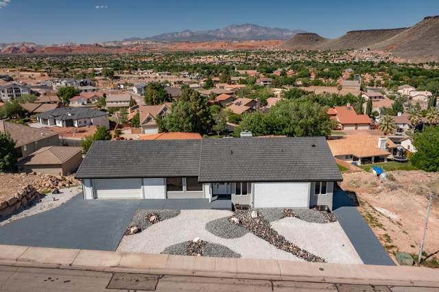 1788 W Canyon View Dr, St George, UT 84770 (MLS #21-222430) :: Sycamore Lane Realty Co.