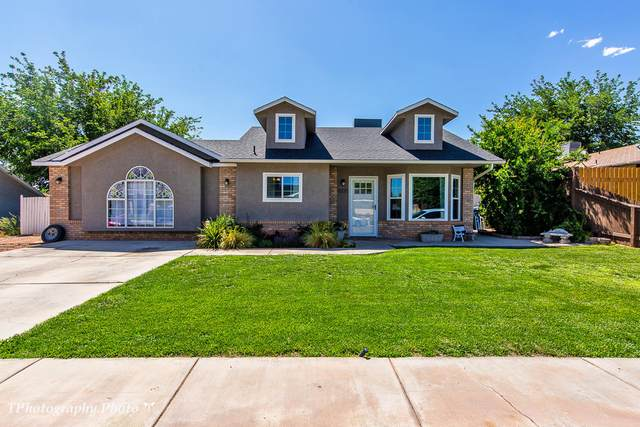 1005 N Jefferson St, St George, UT 84770 (MLS #21-222431) :: Sycamore Lane Realty Co.