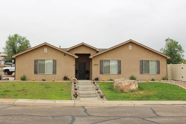 2803 E 150 N, St George, UT 84790 (MLS #21-222439) :: Sycamore Lane Realty Co.