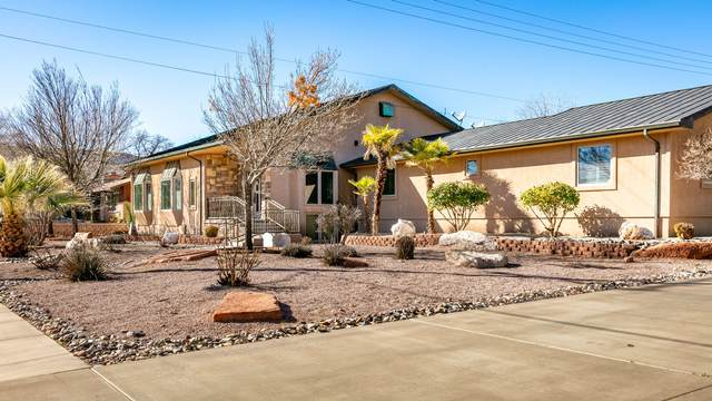143 E 200 S, St George, UT 84770 (MLS #21-222450) :: Diamond Group