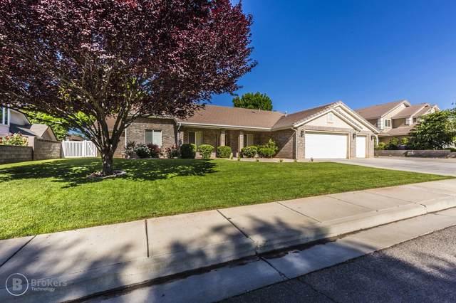 1042 S 840 E, St George, UT 84790 (MLS #21-222463) :: Staheli Real Estate Group LLC