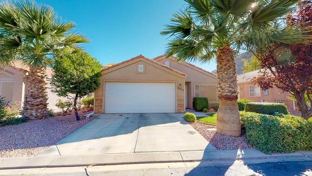 2455 S 780 W, Hurricane, UT 84737 (MLS #21-222467) :: Diamond Group