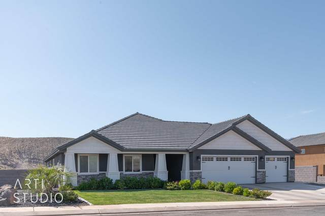 1175 N 100 W, Hurricane, UT 84737 (MLS #21-222480) :: Diamond Group