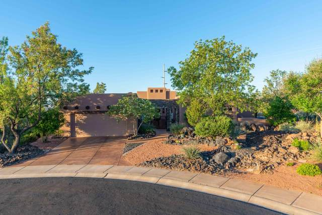 6 Basalt Cir, Santa Clara, UT 84765 (MLS #21-222483) :: Diamond Group
