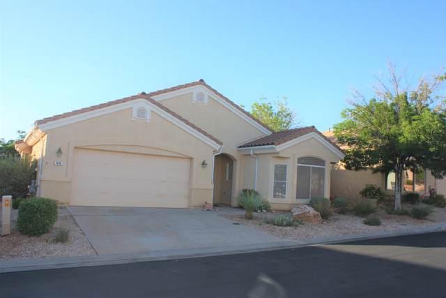 1448 W Summer Poppy Dr, St George, UT 84790 (MLS #21-222484) :: Staheli Real Estate Group LLC
