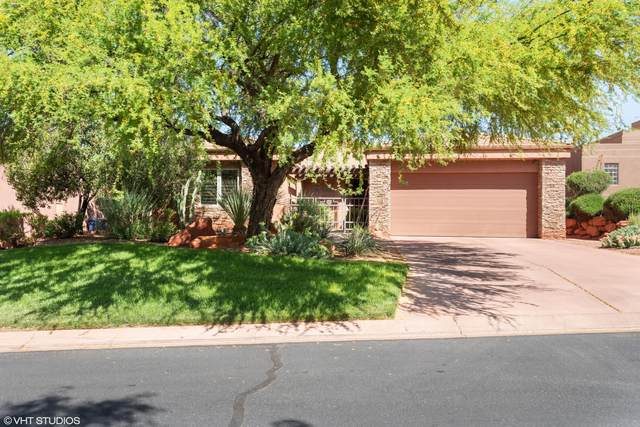 2255 N Tuweap Dr #39, St George, UT 84770 (MLS #21-222487) :: Diamond Group