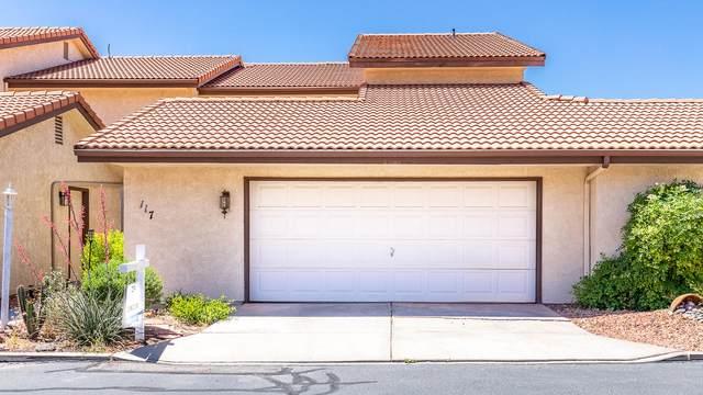 10 N Valley View #117, St George, UT 84770 (MLS #21-222496) :: Staheli Real Estate Group LLC