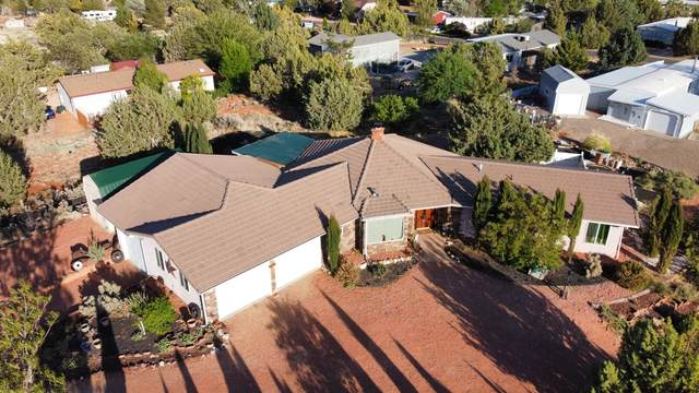 929 W Aspen Dr, Kanab, UT 84741 (MLS #21-222539) :: The Real Estate Collective