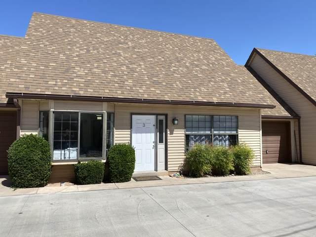 361 E 400 S #3, St George, UT 84770 (MLS #21-222543) :: Staheli Real Estate Group LLC