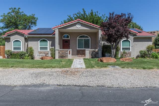 2956 Beech St, St George, UT 84790 (MLS #21-222553) :: Red Stone Realty Team