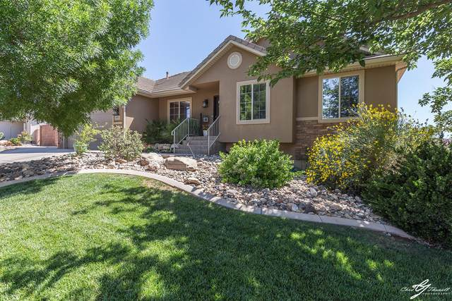 2597 S 2160 E, St George, UT 84790 (MLS #21-222557) :: John Hook Team