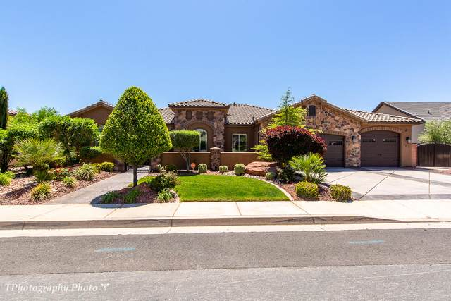 4147 W 2780 Cir S, Hurricane, UT 84737 (MLS #21-222569) :: Diamond Group