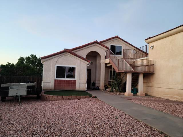 260 W 210 S, La Verkin, UT 84745 (MLS #21-222579) :: Diamond Group