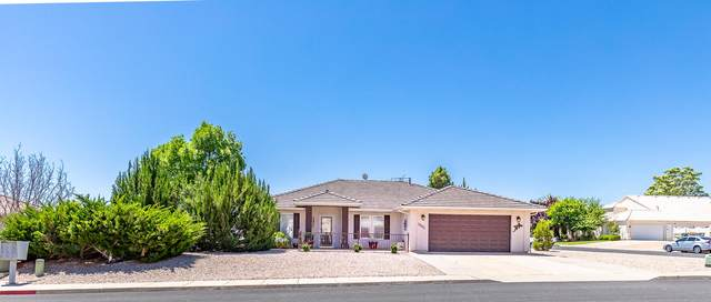 3503 Chalet Dr, Santa Clara, UT 84765 (MLS #21-222581) :: Diamond Group
