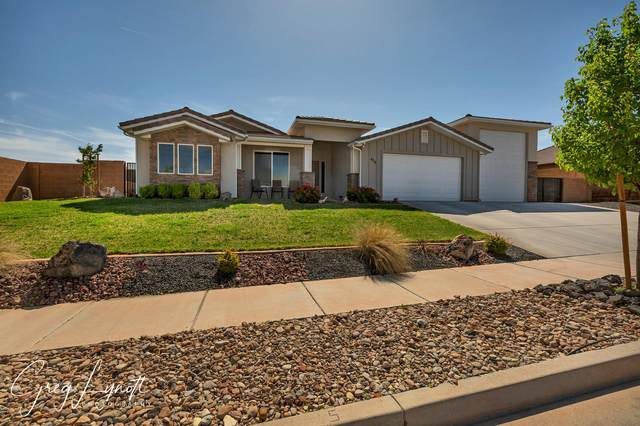 472 N 3700 W, Hurricane, UT 84737 (MLS #21-222617) :: Diamond Group