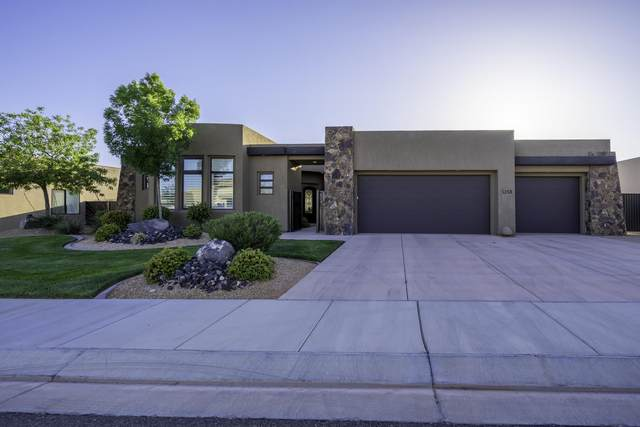 5259 N Hidden Pinyon Dr, St George, UT 84770 (MLS #21-222668) :: The Real Estate Collective