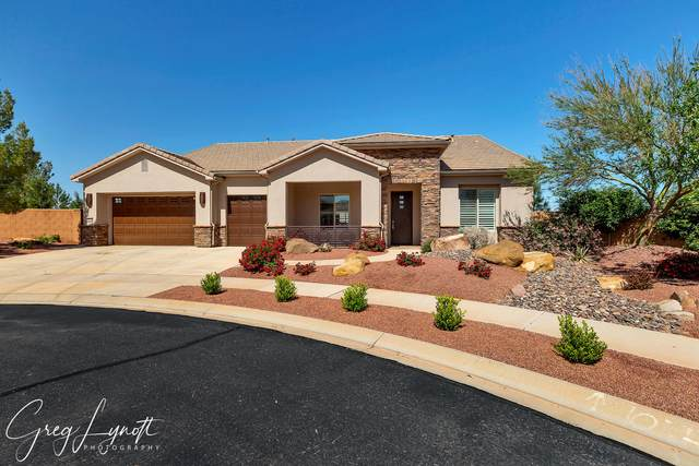 2174 W Destiny Point Cir, St George, UT 84790 (MLS #21-222690) :: The Real Estate Collective