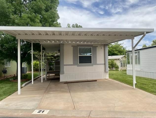 180 N 1100 E #21, Washington, UT 84780 (MLS #21-222772) :: Kirkland Real Estate | Red Rock Real Estate