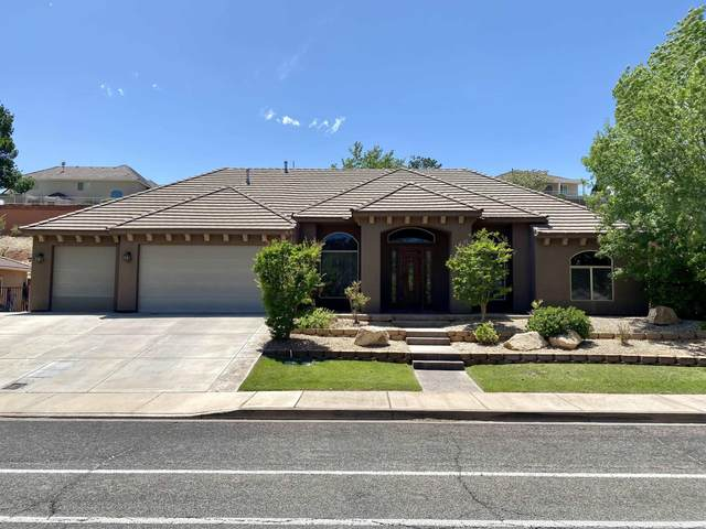 1929 Lava Flow Dr, St George, UT 84770 (MLS #21-222804) :: Red Stone Realty Team