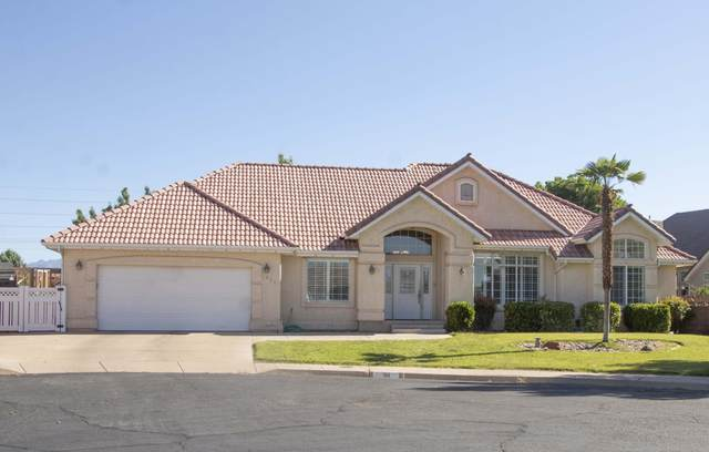 911 S 800 E Cir, St George, UT 84790 (MLS #21-222835) :: Sycamore Lane Realty Co.