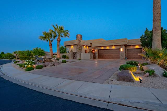 1661 S View Point Dr, St George, UT 84790 (MLS #21-222860) :: Sycamore Lane Realty Co.